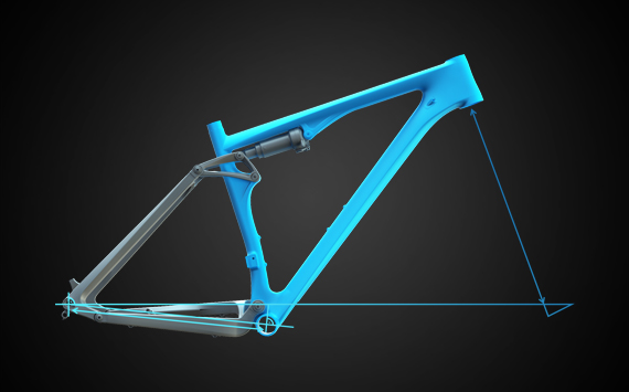 AGILE RIDE GEOMETRY