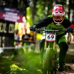 UCI Downhill World Cup Snowshoe