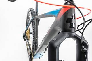 Tapered Steerer enhances precision
