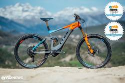 """CUBE Stereo Hybrid 160 Actionteam - Best value for money and Tip from the editorial staff """"eMTB-News"""""""