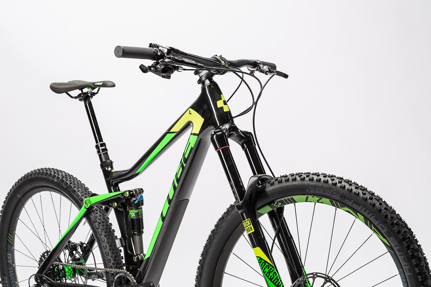 low priced authentic exquisite style CUBE Stereo 140 C:62 SL 27.5 carbon´n´green 2016