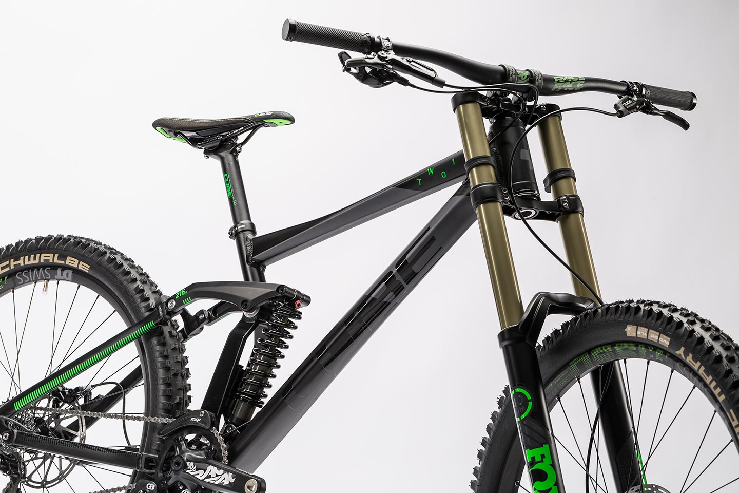 Cube Two15 Hpa Race 27 5 Black N Green 2016