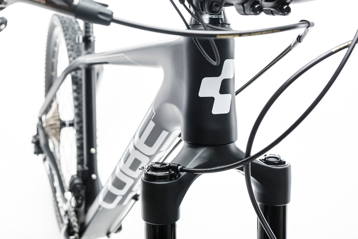 CUBE Reaction GTC ONE carbon´n´white 2017