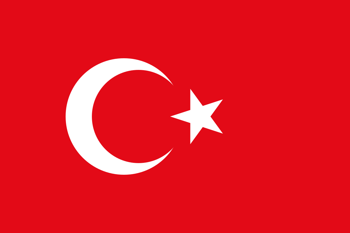 Flag of Turkish language