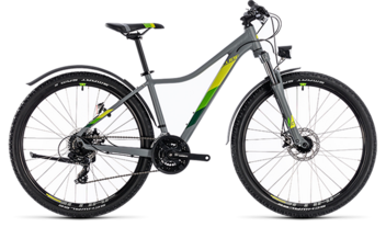 CUBE Access WS Allroad grey´n´green 2018