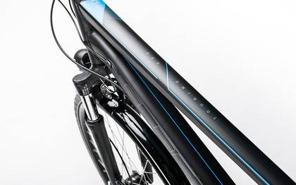 Detail image of Cube Touring Exc black´n´blue 2017 (2)