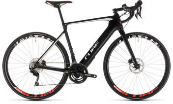 CUBE Agree Hybrid C:62 Race Disc carbon´n´white 2019