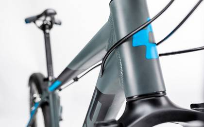 Detail image of Cube Aim Allroad 27.5 darkgrey´n´blue 2017 (14)