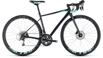 CUBE Axial WS Race Disc iridium´n´mint 2018