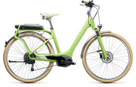 CUBE Elly Ride Hybrid 400 green´n´white 2017