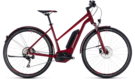 CUBE Cross Hybrid Pro Allroad 400 darkred´n´red 2018