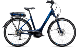 CUBE Touring Hybrid Pro 500 blue´n´blue 2017
