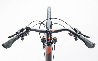 Detail image of Cube Touring Pro havanna brown´n´orange 2017 (1)