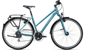 CUBE Touring ONE bluegreen´n´blue 2017