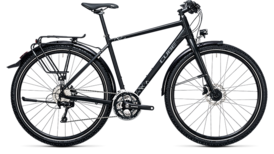 CUBE Travel Exc black´n´grey 2017