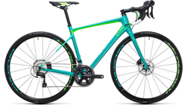 CUBE Axial WLS GTC SL Disc mint´n´green 2017