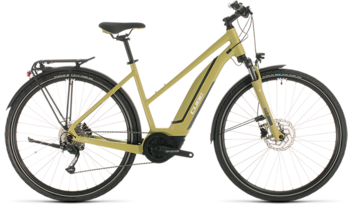 CUBE Touring Hybrid ONE 500 green´n´white 2020