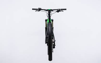 Detail image of Cube Stereo Hybrid 120 HPA Race 500 27.5+ black´n´green 2017 (9)