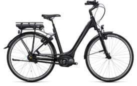 CUBE Travel Hybrid RT 500 black´n´white 2017