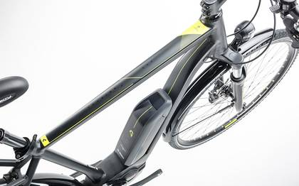 Detail image of Cube Touring Hybrid Exc 500 black´n´lime 2017 (1)