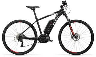 Big bike image of cross Hybrid Pro 400