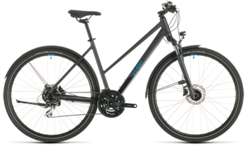 CUBE Nature Allroad iridium´n´blue 2020