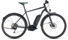 CUBE Cross Hybrid Pro Allroad 400 grey´n´flashgreen 2018