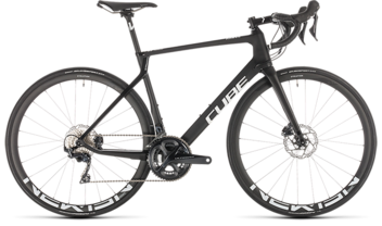 CUBE Agree C:62 Race Disc carbon´n´white 2019