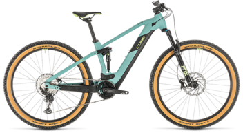 CUBE Stereo Hybrid 120 Race 500 29 frozengreen´n´green 2020