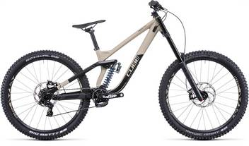 Cube TWO15 Pro 27.5 sand´n´black