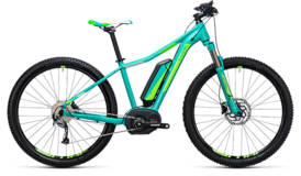 CUBE Access WLS Hybrid ONE 400 mint´n´green 2017
