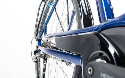 Detail image of Cube Touring Hybrid Pro 500 blue´n´blue 2017 (7)