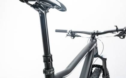 Detail image of Cube Stereo 120 HPC Race carbon´n´white 2017 (14)