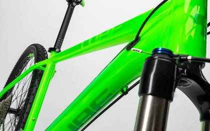 Detail image of Cube LTD Pro 2x green´n´black 2017 (7)