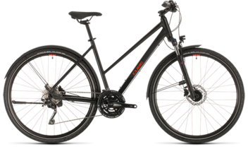 CUBE Nature EXC Allroad black´n´red 2020