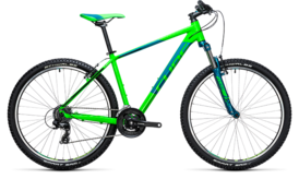 CUBE Aim 27.5 green´n´blue 2017