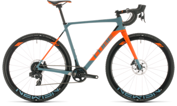 CUBE Cross Race C:62 SLT bluegrey´n´orange 2020