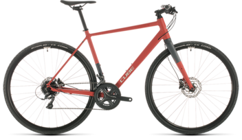 CUBE SL Road red´n´grey 2020