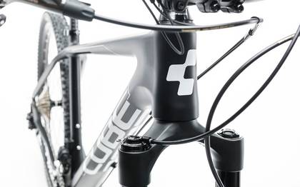 Detail image of Cube Reaction GTC ONE carbon´n´white 2017 (6)