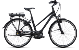 CUBE Travel Hybrid 500 black´n´white 2017