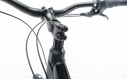 Detail image of Cube Town Pro Comfort black 2017 (14)