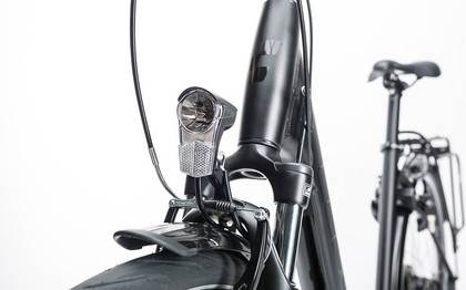 Detail image of Cube Town Pro Comfort black 2017 (11)