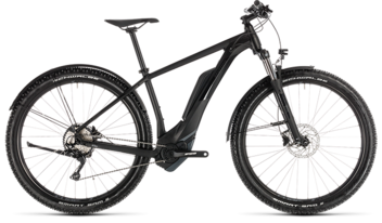 CUBE Reaction Hybrid Pro 400 Allroad black edition 2019