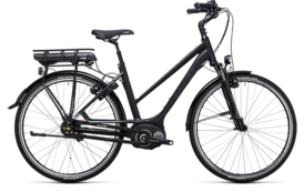 CUBE Travel Hybrid 400 black´n´white 2017
