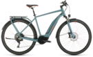 CUBE Touring Hybrid EXC 500 blue´n´orange 2020