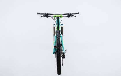 Detail image of Cube Sting WLS 140 Race 27.5 2x mint´n´green 2017 (9)