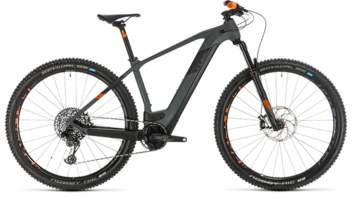 CUBE Elite Hybrid C:62 Race 625 29 grey´n´orange 2020