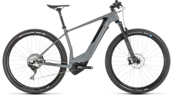 CUBE Elite Hybrid C:62 SL 500 KIOX 29 grey´n´black 2019