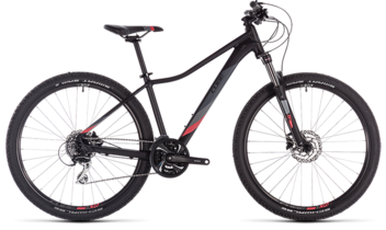 CUBE Access WS Exc black´n´coral 2019
