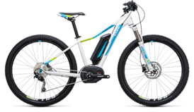 CUBE Access WLS Hybrid Pro 400 white´n´blue 2017